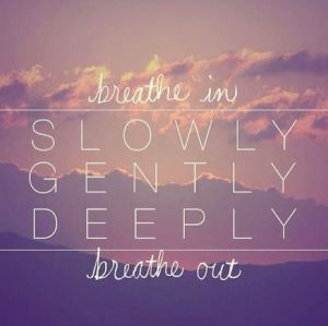 quote about breathing